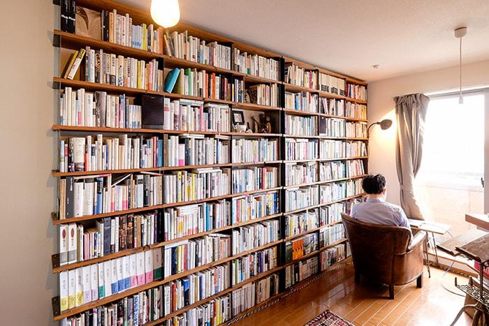今回文中で紹介した本棚は、内沼さんが読書用品を提案する「ビブリオフィリック」でオーダーを受付中ですhttp://diskunion.net/bibliophilic/