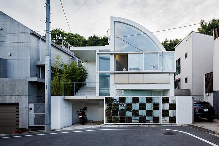 坂茂/羽根木公園の家―景色の道/2011年 撮影:ジェレミ・ステラ