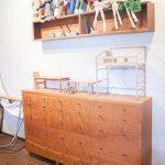【工房】美しい箪笥はローズウッドの取手まで手仕事