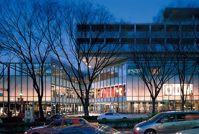 表参道ヒルズ,2006年,東京都渋谷区(撮影:松岡満男)