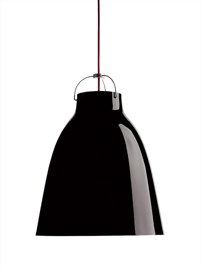 スィスィーリェ・マンズ/ペンダント・ランプ〈カラヴァッジョ〉/2005年/ライトイヤーズ/デンマーク・デザイン博物/Photo:Lightyears A/S