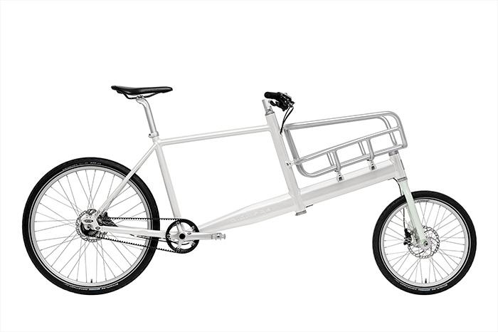 キビースィ/自転車〈PEK〉/2015年/ビオミーガ/デンマーク・デザイン博物館/Photo:Biomega