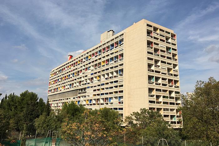 話題の建築が集約する街、マルセイユを歩く。
