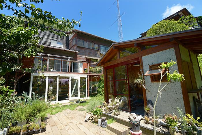 vol.007 「植物と共に暮らす。鎌倉山のリノベーションハウス」