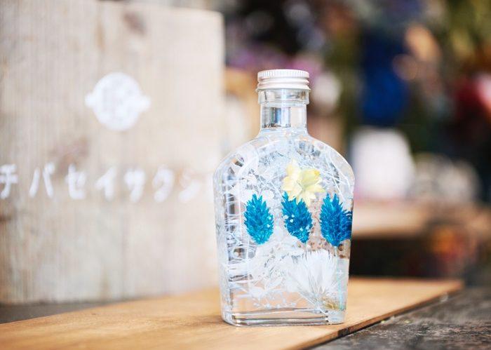 Vol.7 瓶の中の美しい世界。好みのドライフラワーでハーバリウムを手作り