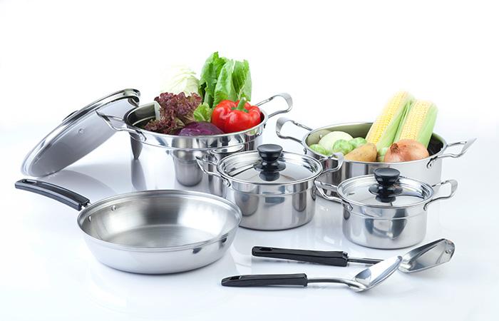 調理において必要な調理器具、調味料の整理分類