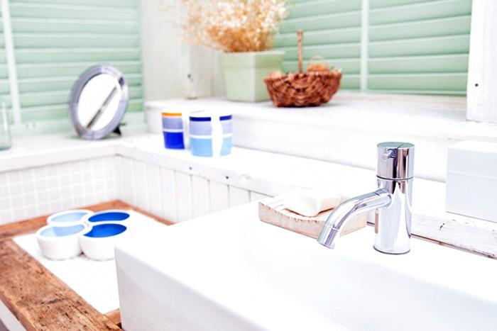 洗面台まわりの整理収納を考える