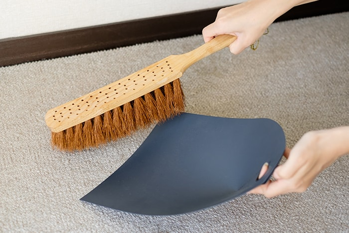 きれいな暮らしをキープする掃除習慣と収納法