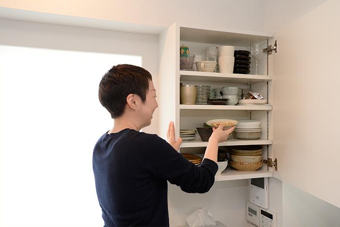 キッチン・収納棚