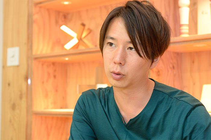 須磨哲生さん