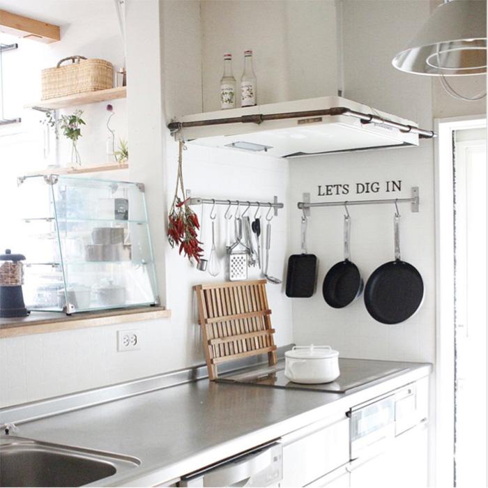 散らからないキッチン収納のポイントとは?《Rumiさん》