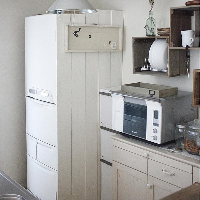 冷蔵庫内の収納力アップ&エコに繋がるアイテム登場《Rumiさん》