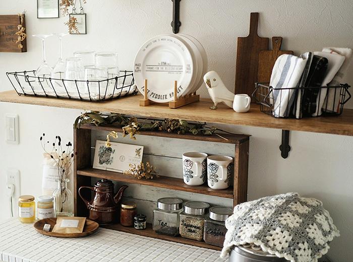 大胆チェンジで使いやすいキッチンに《keikoさん》