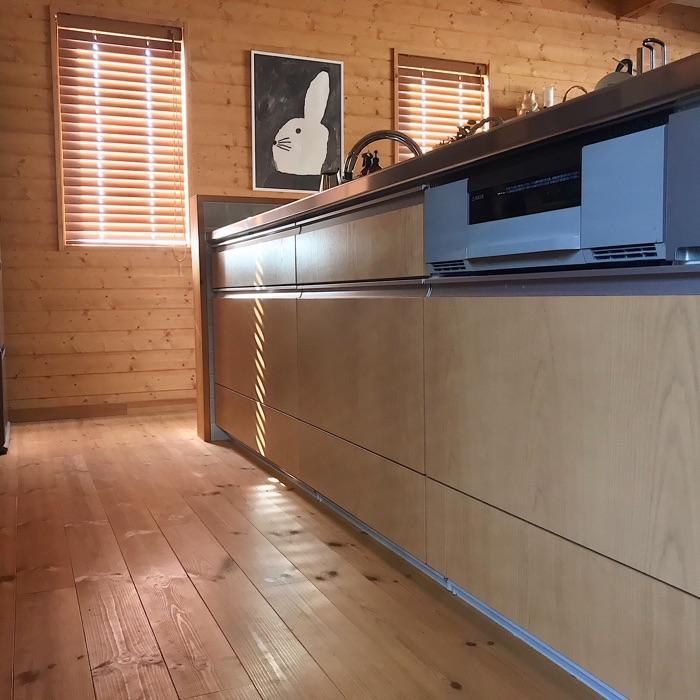 収納は家族の成長に合わせて見直しを。今のわが家のキッチン収納《sippoさん》