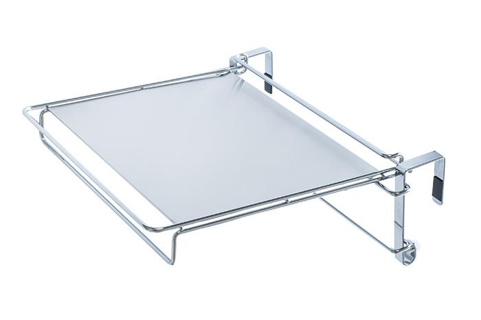 タオルハンガー&補助テーブル