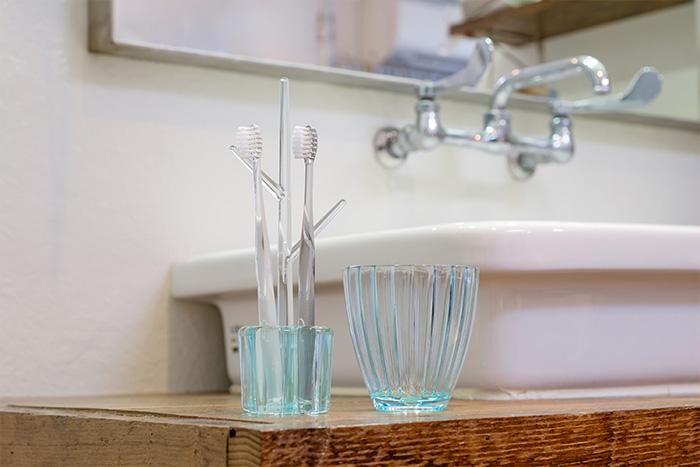 歯ブラシ コップ 収納