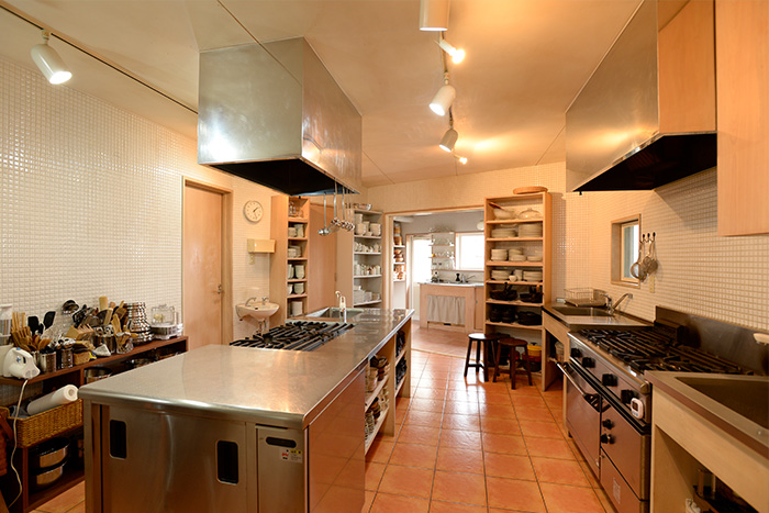 キッチンアトリエ