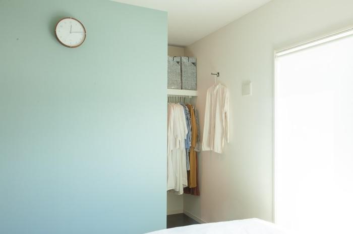 洗濯から衣類収納までノンストップで時短!おさよさん家のクローゼット収納