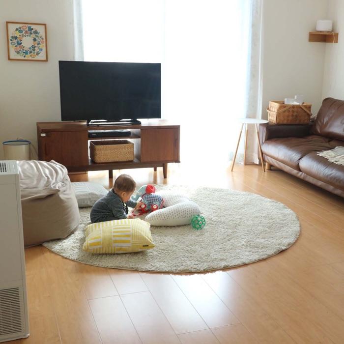 もちゃ、衣類、赤ちゃんグッズまで!使用場所にあわせた収納で、子どもアイテムの使いやすいしまい方