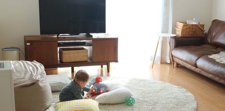 おもちゃ、衣類、赤ちゃんグッズまで!使用場所にあわせた収納で、子どもアイテムの使いやすいしまい方