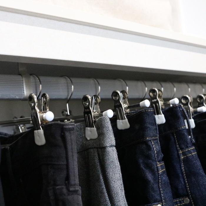 衣替えや湿気対策など、クローゼット収納のお悩みを一発解決!ファミリークローゼットのすすめ shioさん