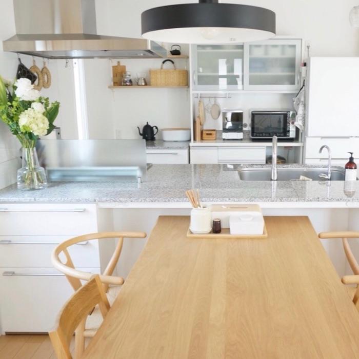 取り出しやすさと動線で考える、心地よく使いやすいキッチン収納 kayokoさん