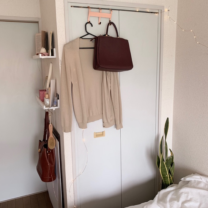 衣替えついでに衣類の見直しを。狭いクローゼットの収納のコツとは chiikokoさん
