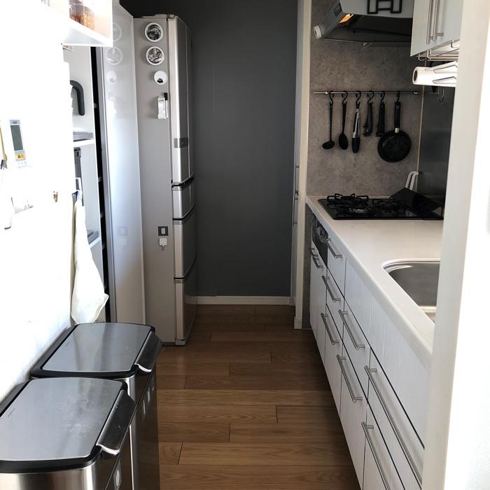 使い勝手抜群!必要なものだけを見極め、取り出しやすい場所へ。キッチンを使いやすくする整理収納法 上田麻希子さん