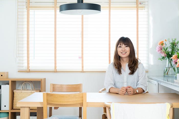 「めんどくさいから日々ラクしたい」がモチベーション! コロナ渦に負けず地方から暮らし方と収納を発信するkayokoさん