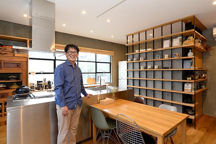親から子へ引き継がれたおウチを、リノベーションで「料理教室ができる家」へ