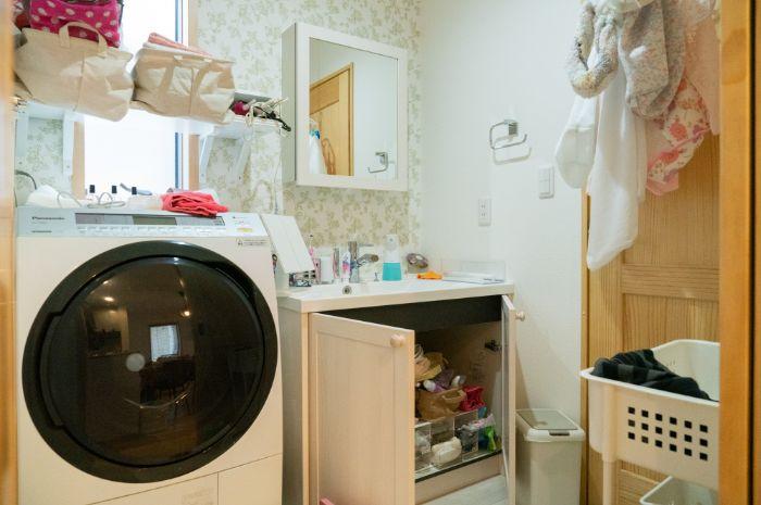 【実例】モノが溜まりがちな洗面所・脱衣所の収納<前編>プロのお片付けBEFORE→AFTER