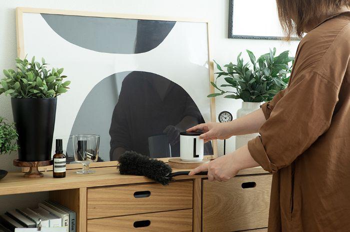 おしゃれなインテリアVS掃除の手間。一人暮らしインテリアと収納のバランスとは?